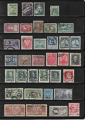Polen, Polska, Poland, o/used Lot ca. 1918 - 1939, 3 Scans !