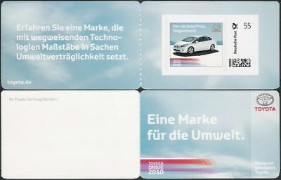 MARKE INDIVIDUELL PortoCard TOYOTA PRIUS Pilotphase **