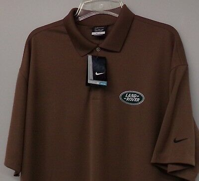 Nike Golf Land Rover Embroidered Mens Polo Shirt XS-4XL, LT-4XLT 21 Colors New