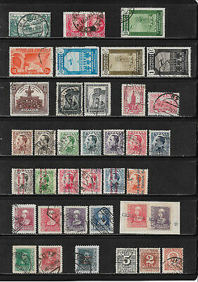 Spanien, Espana, Spain, o/used Lot 1905 - 1939, 2 Scans !