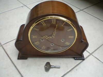 Smiths Westminster Mantel Clock Needs Attention