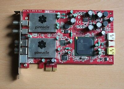 Pinnacle 7010 TV Karte PCI-E # DVB-S # Triton 51019292 # Chip: Philips SAA7162E