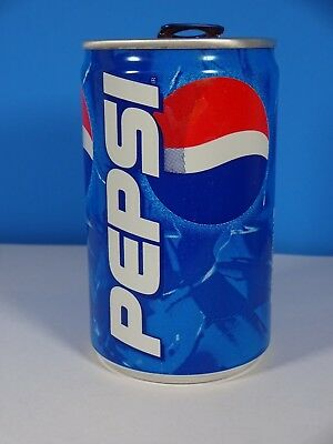 1999 Pepsi Cola Aluminum Can United Kingdom 150 ml  3 1/2""