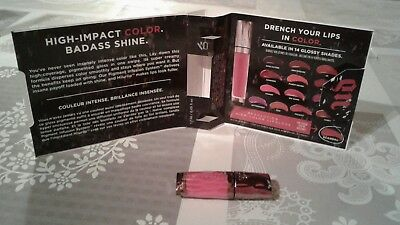 URBAN DECAY - Revolution High-Color Lipgloss teinte Scandal - Format voyage