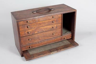 Vintage ~ 5 Drawer Engineers / Jeweller's Tool Cabinet / Chest