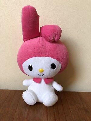 "Ty Beanies Hello Kitty My Melody 6"" Soft Toy (no Tags)"