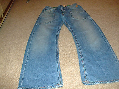 Boys Fat Face jeans aged 12