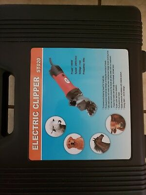 Sheep, Goat, Animal Sheers Electric Clippers ST020, 350W, 110V