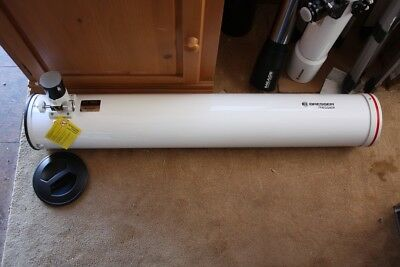 "Bresser Messier NT150L 6"" 150mm Newtonian Reflecting Telescope Tube - 2"" focuser"
