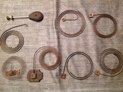 Antique Clock Chime Gong Parts