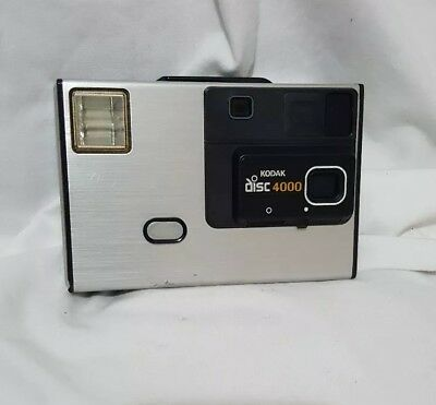 Kodak Disc 4000 Camera
