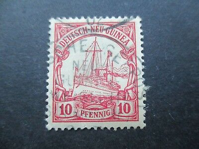 N.W Pacific Islands Stamps: 1916 6mm apart Used  Free POST (z122)
