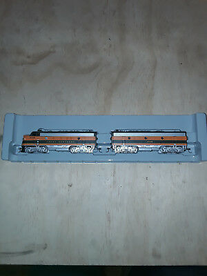 Athearn great northern f7a and f7b dcc and sound
