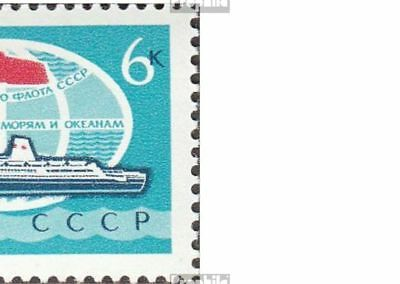 Soviet-Union 3539,3540,3541Zf unmounted mint / never hinged 1968 T. Antikainen,