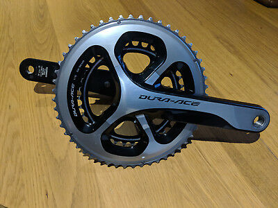 dura ace 9000 chainset 52/36