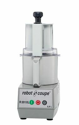 Robot Coupe Food Processor R201XL  2.9 Litre Composite Bowl 2mm Grater & 2mm Sli