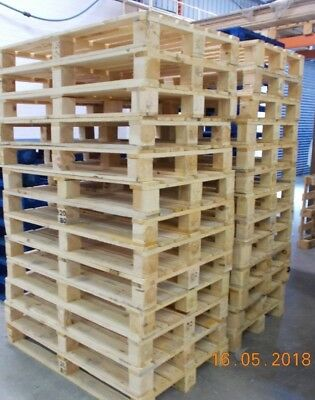 Stamped Euro Pallets