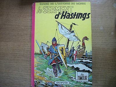 Le serment de Hastings .Timour