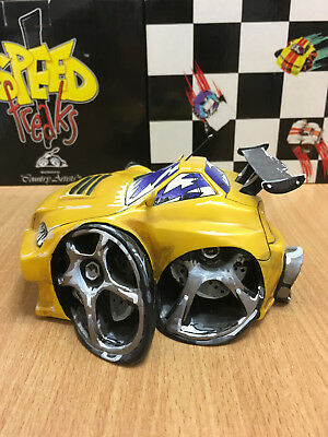 Country Artists Speed Freaks Collectible 'GTRRRR' 04068 Model Car with Box