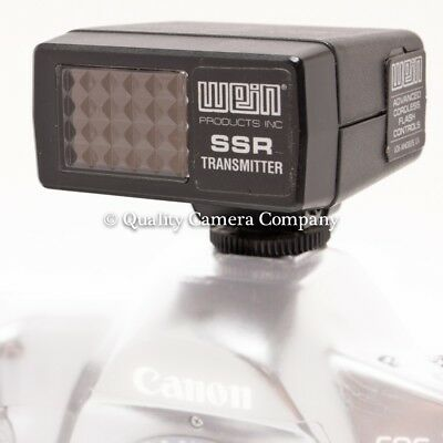 Wein SSR Infrared Slave Transmitter - WORKS WITH ANY WHITE LIGHT SLAVE RECEIVER!