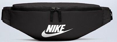 Nike Heritage Sports Bum Bag  Waist pack  Bumbag Belt Fanny Pack Waistpack Black