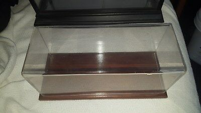 Wooden Glass display case