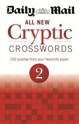 Daily Mail: All New Cryptic Crosswords 2 (The Daily Mail Puzzle Books) (...