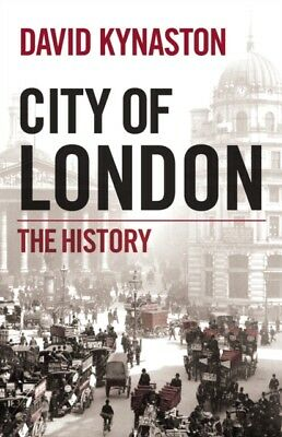 City of London: The History (Paperback)