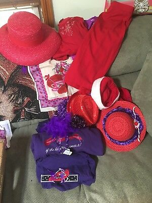 Red Hat Society Womens Clothing