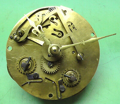 Vintage Clock Movement
