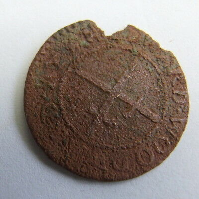 Extremely Rare 17th Cent Token (Not in Norweb or Williamson)