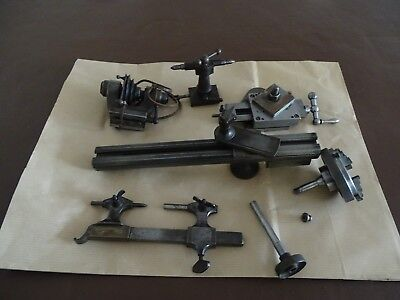 Watchmakers Lathe Boley and Leinen Reform and parts