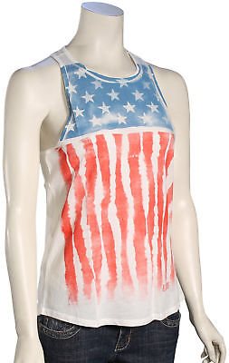 Billabong Freedom Tie Dye Women's Tank - Cool Wip - New