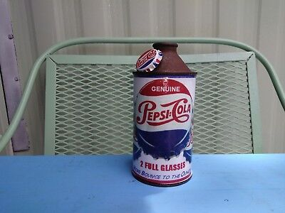 Replica Pepsi Cone Top Can More Bounce to the Ounce -