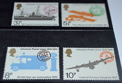 GB Stamps 1970s