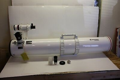 "Bresser Messier NT150L 6"" 150mm Newtonian Reflecting Telescope f/8 - 1.25"" 26mm"