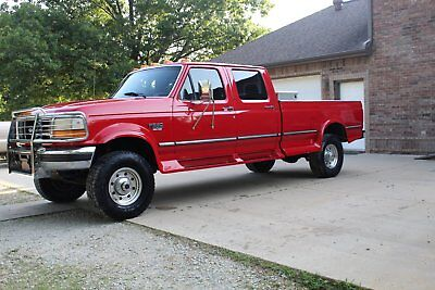 1995 Ford F-350  1995 Ford F-350 4x4 5 speed
