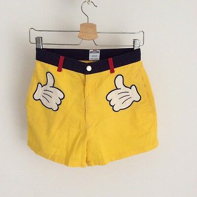 Moschino Vintage Hotpants