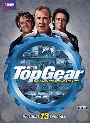 Top Gear The Complete Specials (Jeremy Clarkson) New DVD Box Set