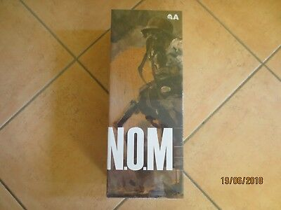 1/6 Ashley Wood Threea 3A  3AAA WWR  N.O.M Nom 4th Fourth