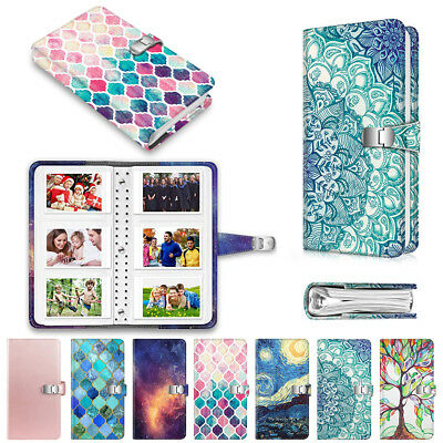 Fintie Wallet Photo Album For Fujifilm Instax 108 Pockets Fujifilm Mini 9 Mini 8