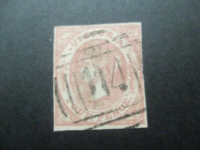 Victoria Stamps: Laid Paper Used  - FREE POST (d97)