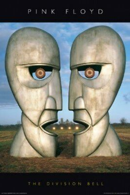 Pink Floyd - Division Bell-Poster-Laminated available-91cm x 61cm-Brand New-P...