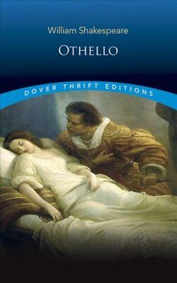 Othello by William Shakespeare 9780486290973 (Paperback, 1996)