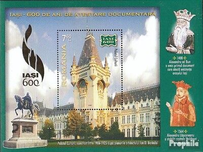 Romania Block435 (complete.issue.) unmounted mint / never hinged 2008 600 years