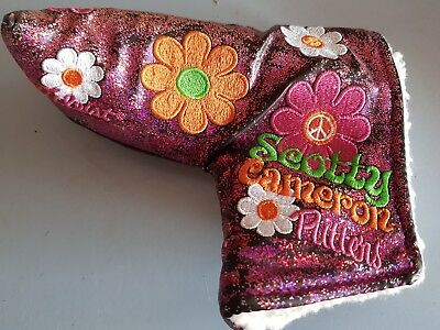Scotty Cameron My Girl Putter cover