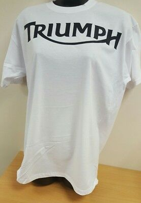 Reduced for a limited period - Triumph Printed T-Shirt