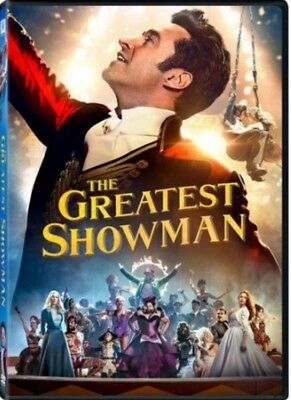 The Greatest Showman 2018 (DVD) - Brand New & Sealed - Fast Dispatch
