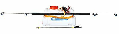 New Atv Quad Crop Sprayer Kit 50Ltr Tank, 1.2/1.8M Boom, Hand Lance Free P & P