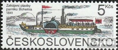 Czechoslovakia 3078 (complete.issue.) unmounted mint / never hinged 1991 Navigat